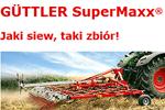 GÜTTLER SuperMaxx -  Jaki siew, taki zbiór!