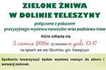 Zaproszenie Zielone Żniwa 2016